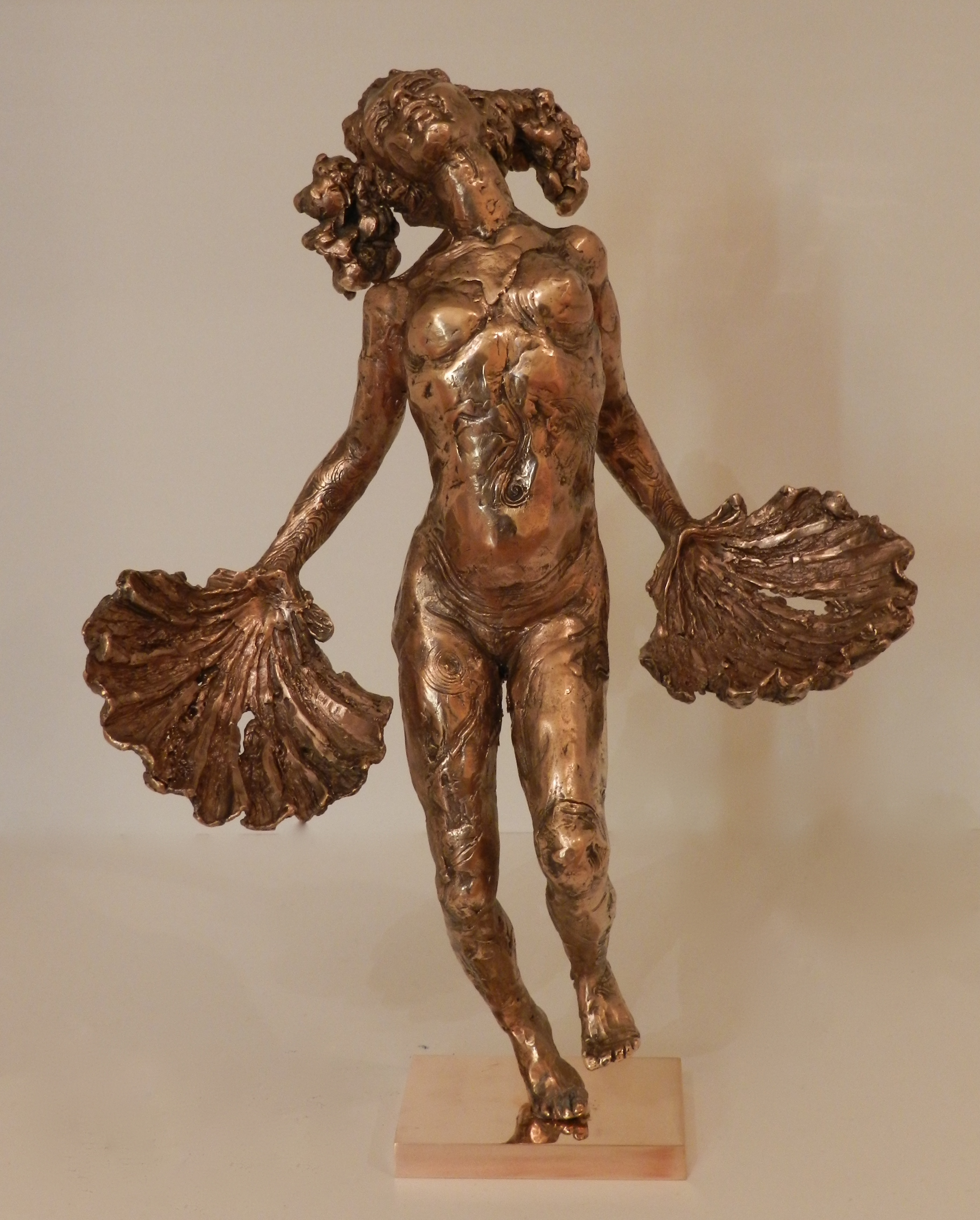 ANADYOMENE, bronze, cm 27 x 37
